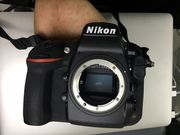 Оригинальный Nikon D810 DSLR тела только-черный